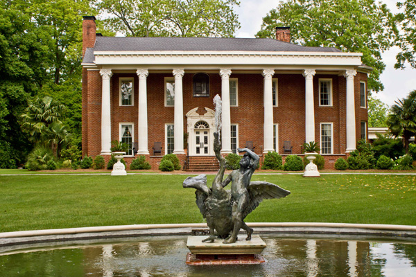 The 10 Most Famous Historic Homes in Newton County, GA