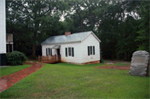 Historic Sites in Newton County: Kitty's Cottage