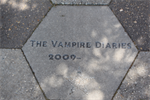 Movie Star Monday: The Vampire Diaries Paver