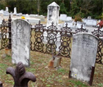 Self-Guided Civil War Tour Tip: The City of Covington Cemetery