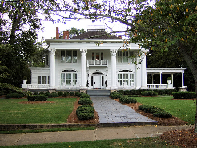 famous historic homes