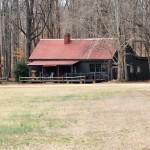 Places to visit in Georgia: The Burge Plantation in Covington Georgia